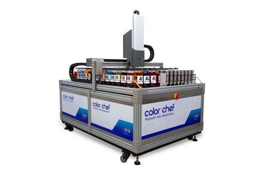 Color Chef Robotic Lab Dispenser
