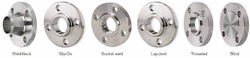 GOST Standards Forged Steel Pipe Flanges