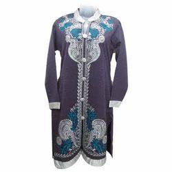 Designer+Ladies+Woolen+Kurti
