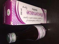 B Complex Vitamins and L Lysine Syrup