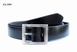 Black Leather Belts