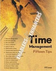 Posters on Time Management