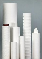 Spun Filter Cartridge