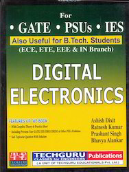 GATE PSUs IES Digital Electronics Anthropology Books