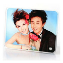 Sublimation Square Crystal Photo Frames