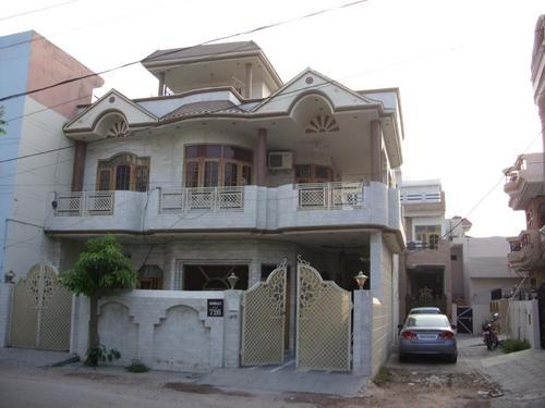 New Punjabi Elevation Front : Kothi in punjab india joy studio design gallery best