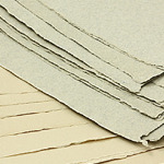 Deckle Edged Handmade Drawing Papers