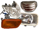 Head Lamps and Tail Lamps