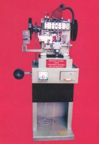 Automatic Anchor Chain Machine