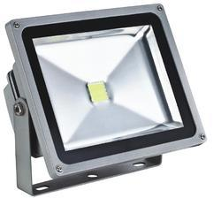 50W LED Flood Light, 50 W, 90 Vac To 300 Vac
