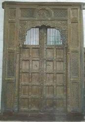 Antique Front Door