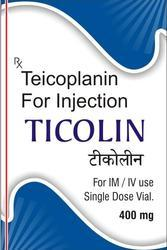 Teicoplanin-Injection