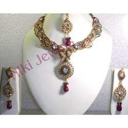 Polki Bridal Jewelry