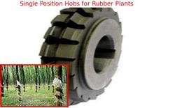 Single Position Hobs for Rubber Plants