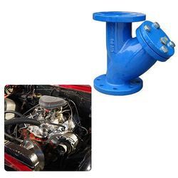 Y Type Strainers for Automobile Industry