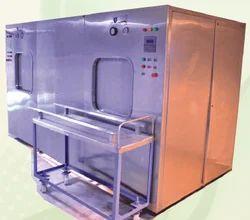 High Pressure High Vacuum Steam Sterilizer