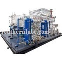 Industrial Lube Oil Console