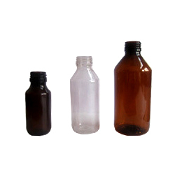 Pet Bottle 200 ML -Round