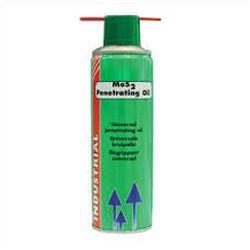 MoS 2 Assembly Paste Spray