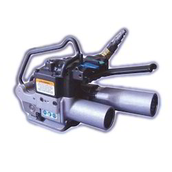 Pneumatic Tension Weld Combination Strapping Tool