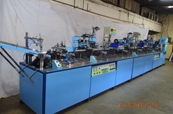 screen printing machine multicolor