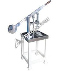 hand operated stamping machine
