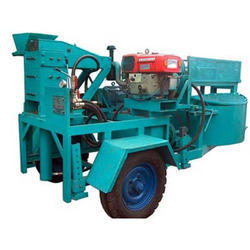 Red Brick & Clay Brick Making Machine