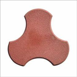 Manufacturer of Heat Resistant Terrace Tiles Cladding Tile by