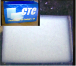 Semi Refined Paraffin Wax CTC (1-2%)