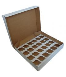 Custom Made Cup Cake Boxes With Inserts For Cake Shops