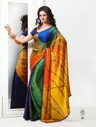 Fashionable Quality Peacock Sarees