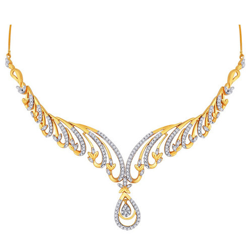 Sangini Diamond Jewellery Diamond Necklace Sangini