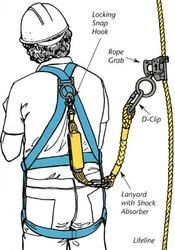 Basic Fall Protection Harness