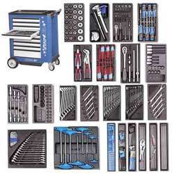 tool kits trolley