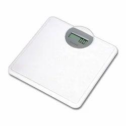 human weighing machine