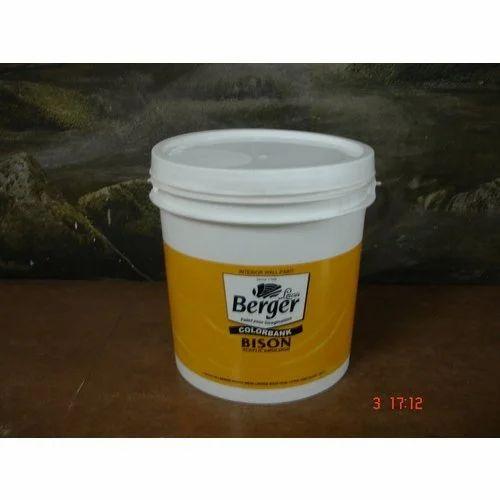 Plastic Bucket For Emulsion