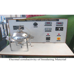 Thermal Conductivity of Insulating Material