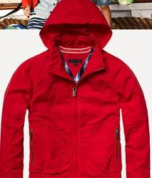 Red Hooded Sweat Shirts