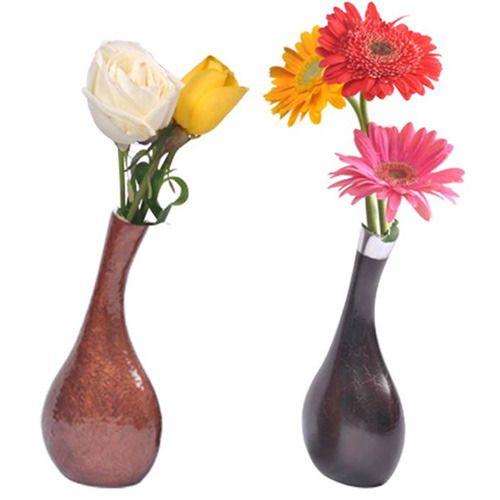 Flower Vases Brass Flower Vase Oem Manufacturer From Moradabad