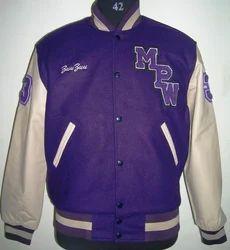 Satin baseball Jackets Varsity Jackets