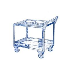 Canteen Tea Trolley