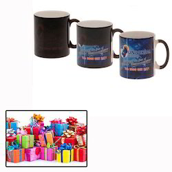 Colour Changing Mugs for Gift