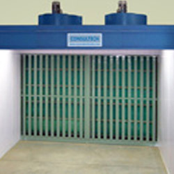 Dry Filter Spray Booths