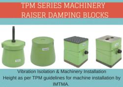 CNC Anti-Vibration Machine Mounts