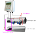 Air Conditioning Ultrasonic BTU Meter