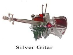 silver guiter