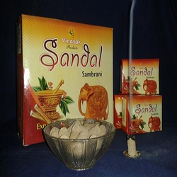 Sandal Instant Sambrani Dhoop (VP-005)
