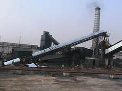 coal handling system for power plants