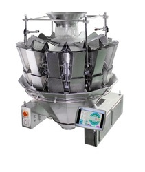 Automatic Pouch Packing Machine 14 Multihead Weigher