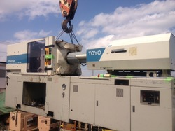 180 Ton Toyo Injection Molding Machine